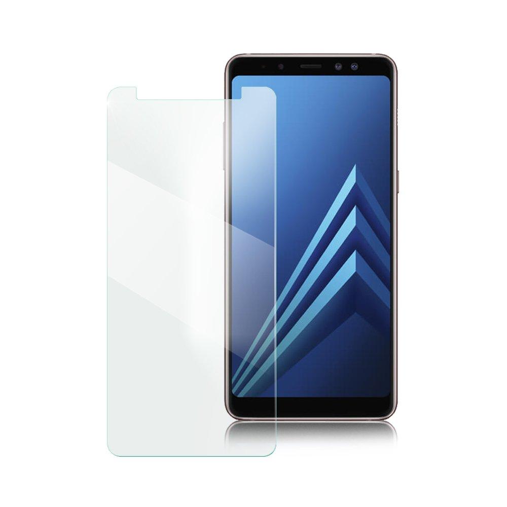Xmart Samsung A8 2018 薄型 9H 玻璃保護貼 (非滿版)