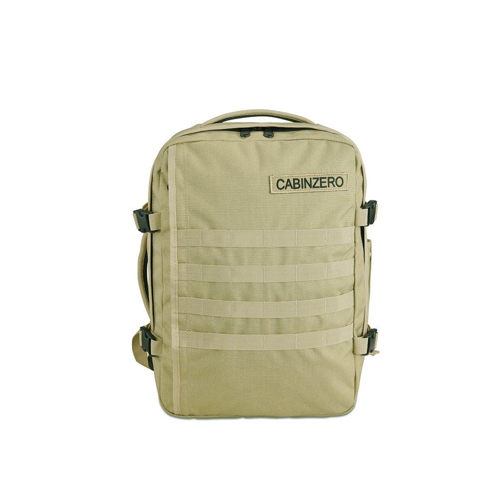 【CabinZero】英國輕旅登機後背包28L-軍用特別款(淺褐)