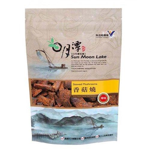 (任選) 【魚池鄉農會】香菇燒(辣味)150g/包