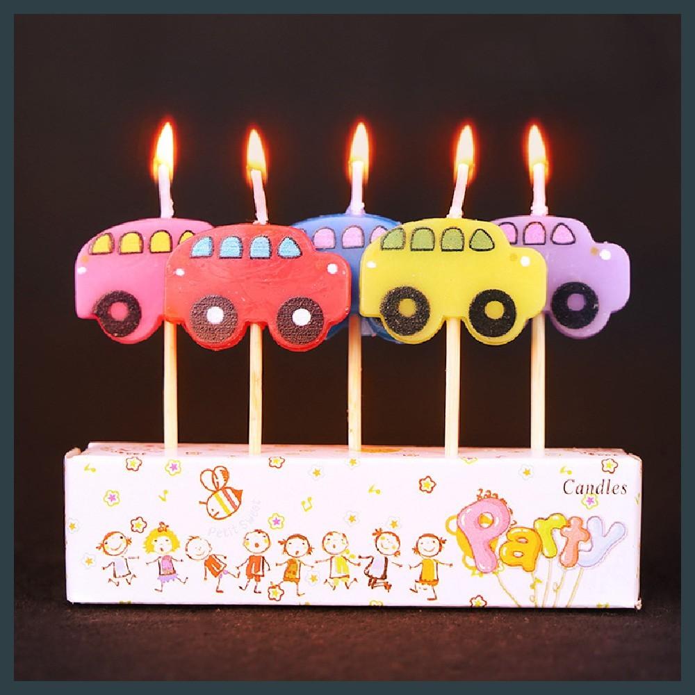 現貨卡通造型蠟燭 生日蠟燭 美人魚 汽車 花園植物 兔子 恐龍 小黃人 慶生氣球快易送