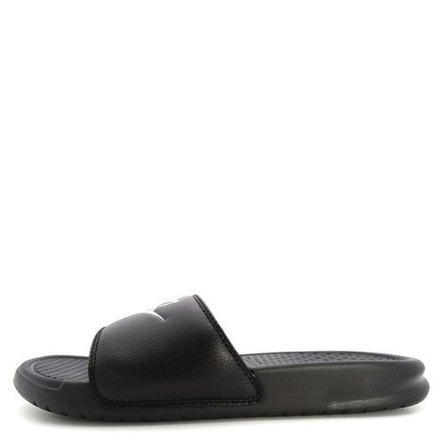 Nike Benassi JDI [343880-090] 男鞋 拖鞋 涼鞋 黑 白
