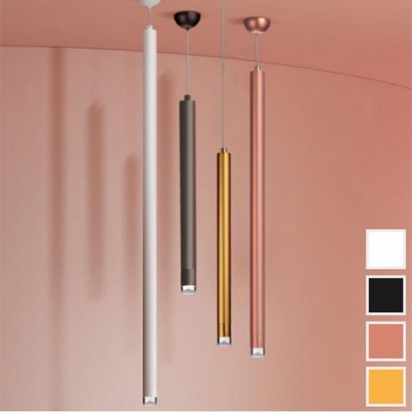 18park-立光點吊燈-3色 [3.2*40cm(黑),全電壓]