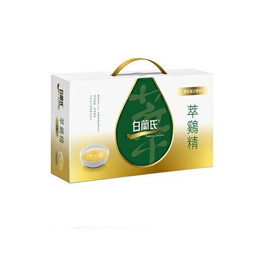 白蘭氏萃雞精膠原蛋白菁萃-50mlx9
