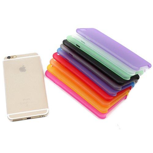 XT Apple iphone6 4.7吋 超薄0.3mm (10色) 手機保護殼 A201