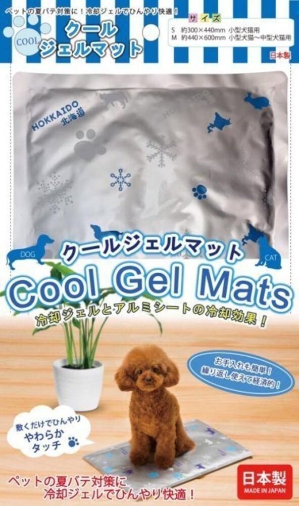 日本cool cool長效消暑涼墊睡墊-s號 ~ 北海道寵物超級涼墊-日本製