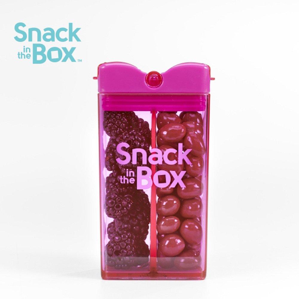 加拿大Snack in the box 兒童零食攜帶盒(355ml)-糖果粉