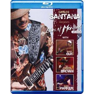 卡洛斯.聖塔納:蒙特勒藍調演唱會 Carlos Santana: Blues at Montreux 2004 (藍光Blu-ray)