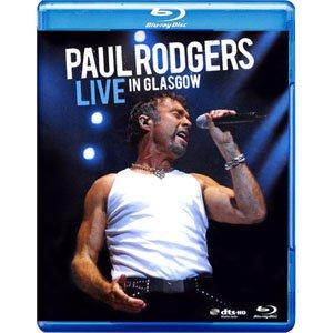 保羅.羅傑斯:蘇格蘭葛拉斯哥現場演唱會 Paul Rodgers: Live In Glasgow (藍光Blu-ray)