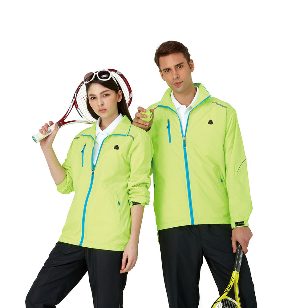 Londa Polo 防風潑水女版外套P85694螢光綠