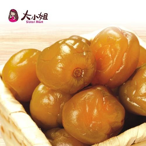 紫蘇梅340g 嚴選香梅子現貨 新鮮水果乾蜜餞梅子果乾 綜合水果乾::大小姐團購網::