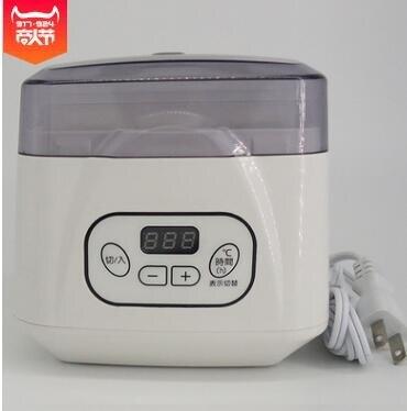 鉅惠夯貨-家用全自動酸奶機110V日規酸奶機自動斷電可調節溫度時間一米阳光