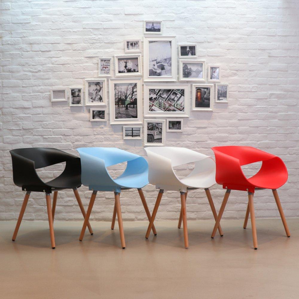 【ANGUS】Circle經典原創設計造型休閒椅/戶外椅/餐椅