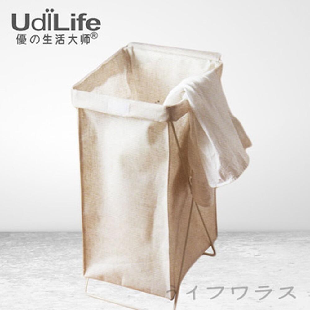 棉麻衣物收納籃洗衣籃 置物籃 籃子 髒衣桶 儲物桶 桶子 衣物籃