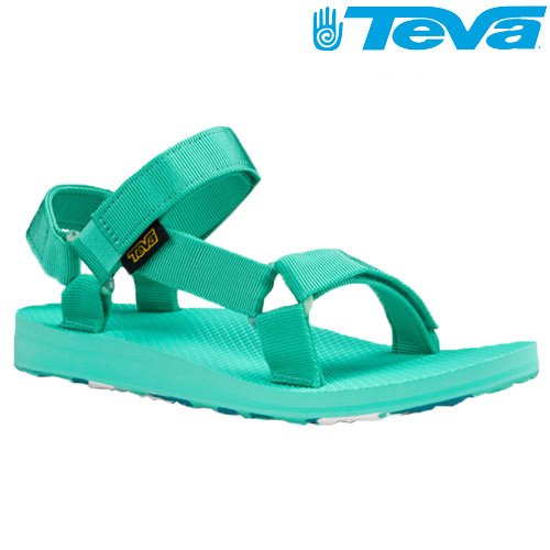TEVA 《女款》30年經典復刻版水陸運動涼鞋Original Universal - 水藍