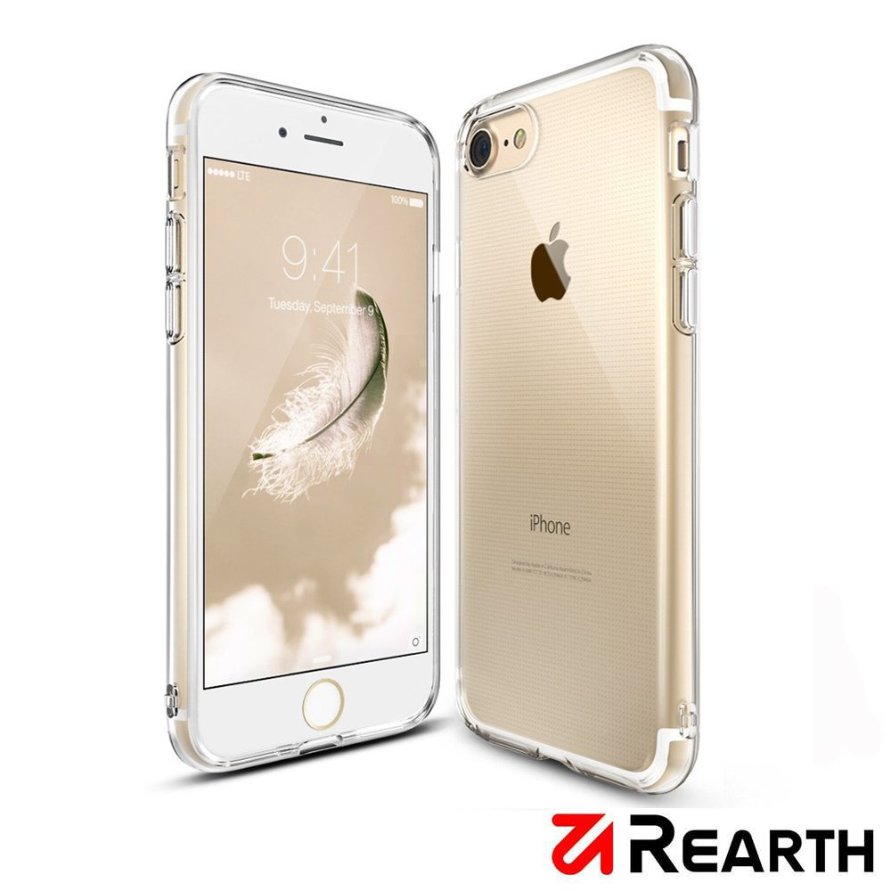 Rearth Apple iPhone 7/8/SE2 (Ringke Air) 輕薄保護殼