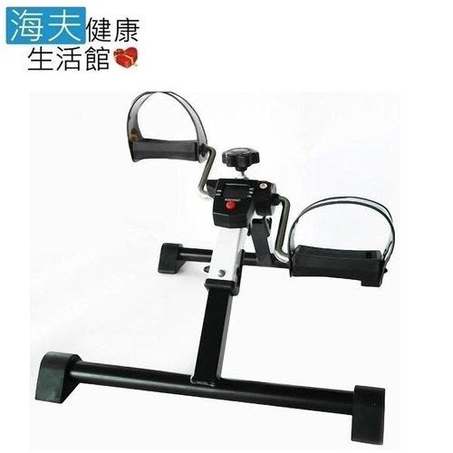 【海夫健康生活館】建鵬 JP-828-4 輕便附計步器腳踏器 折疊式