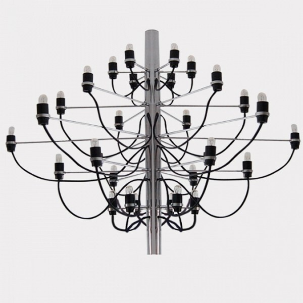 18park-2097吊燈 [全電壓,電鍍版30燈]