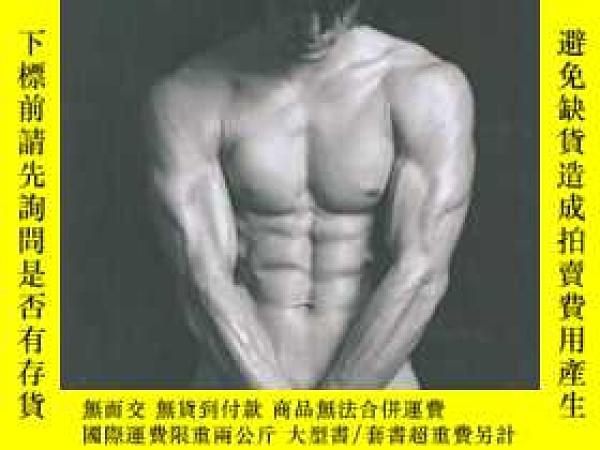 二手書博民逛書店The罕見Asian Male: PhotographyY283