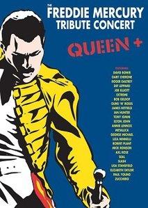 群星向皇后樂團主唱 佛萊迪.摩克瑞致敬  DVD