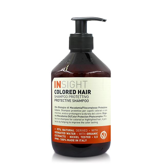 INSIGHT茵色 堅果油護色洗髮精(400ml)