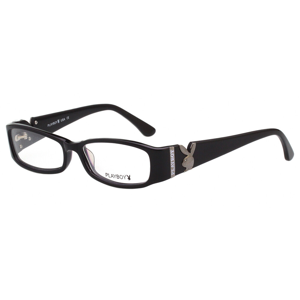 playboy-時尚光學眼鏡-黑色