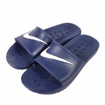 NIKE 男 KAWA SHOWER 防水拖鞋 - 832528400