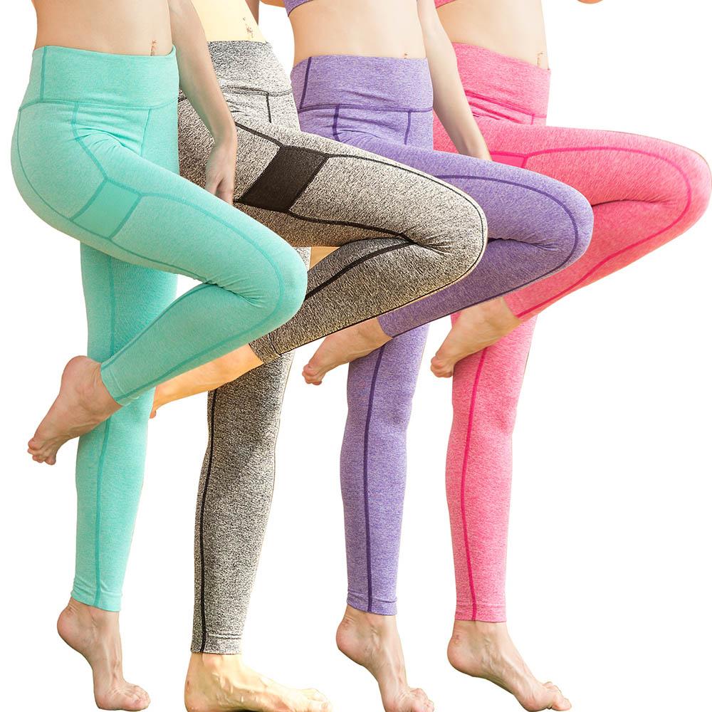 【Seraphic】完美曲線機能運動褲/瑜珈褲/緊身褲