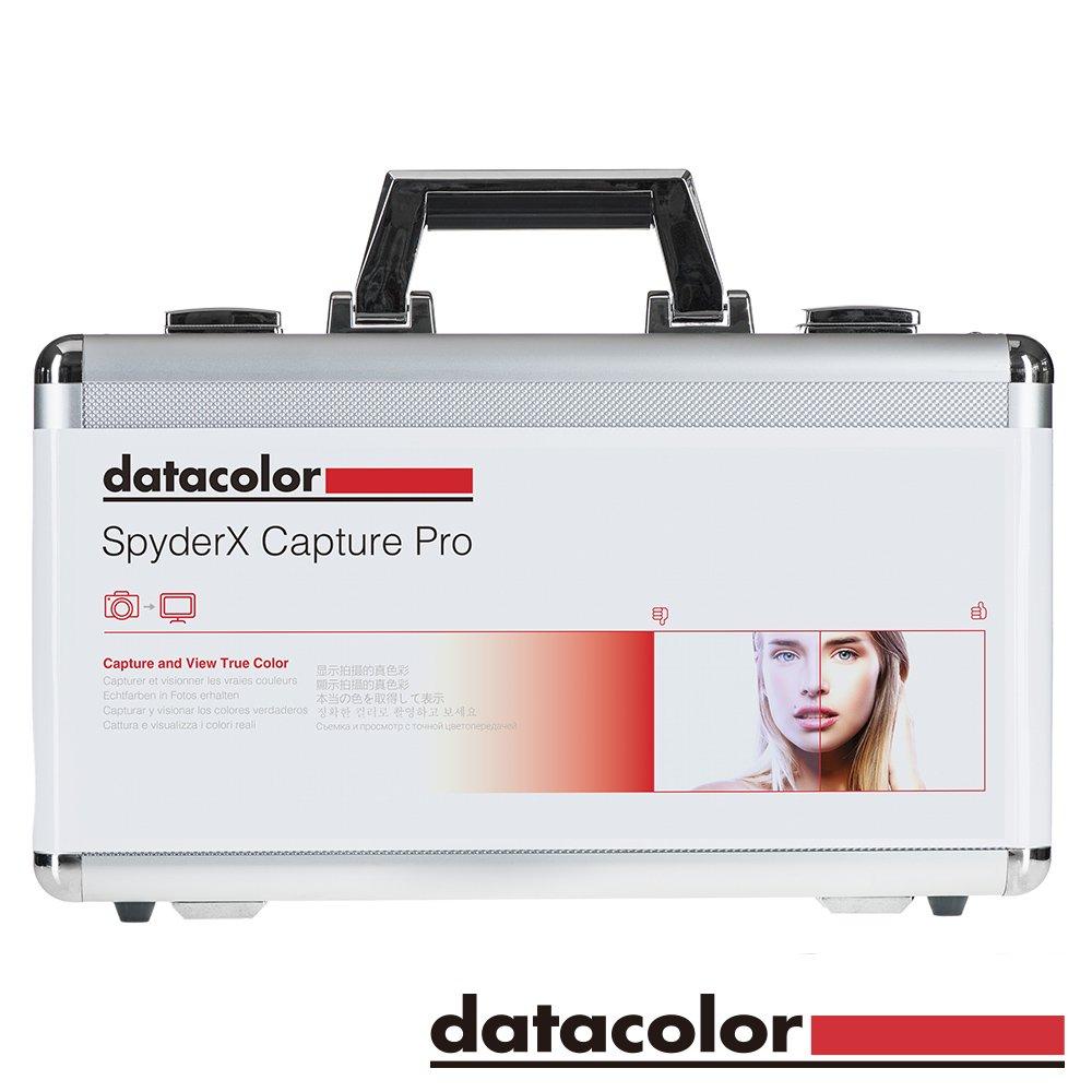 Datacolor Spyder X CAPTURE PRO 數位影像螢幕校正器專業套組(DT-SXCAP100)