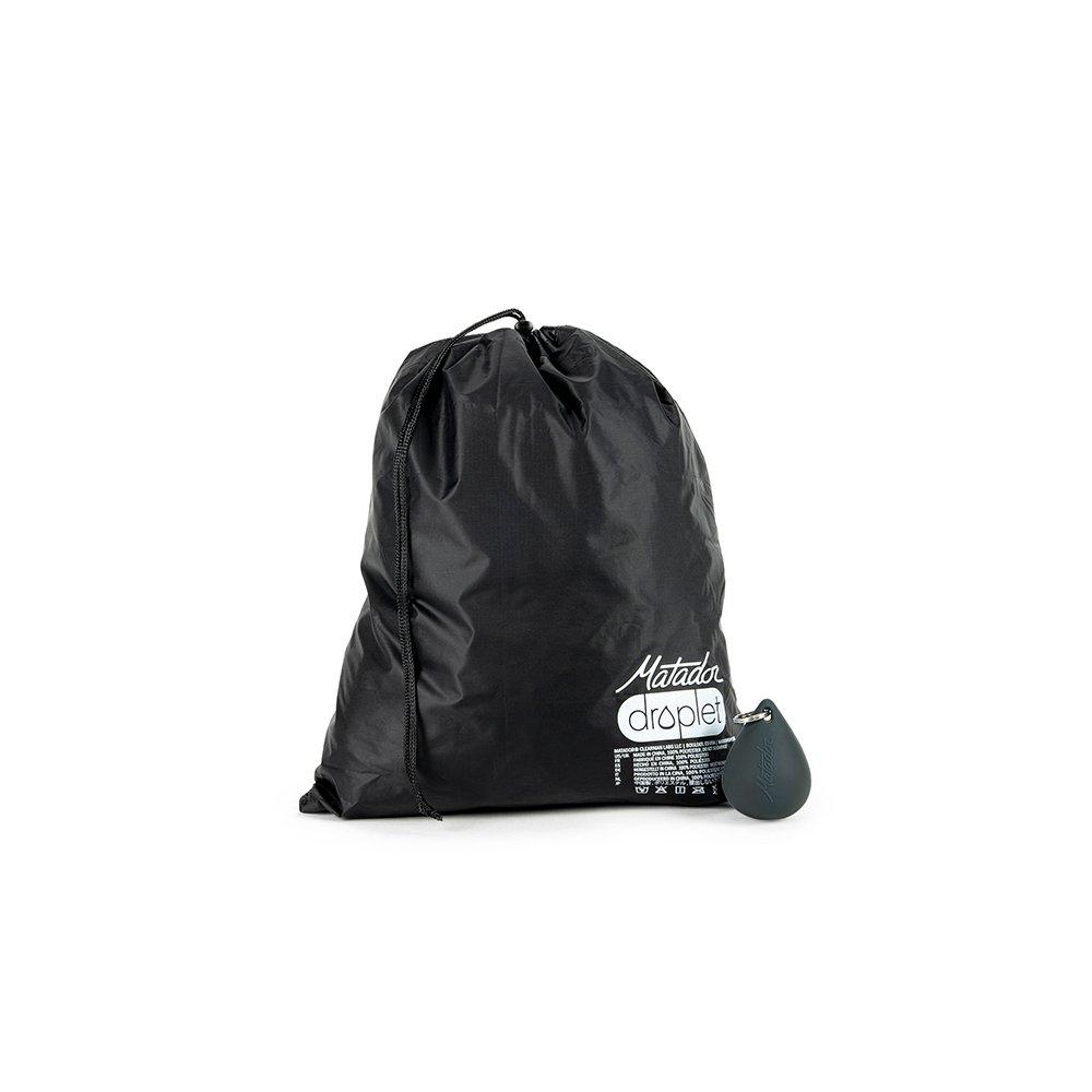 Matador 鬥牛士Droplet Wet Bag 水滴型防水袋 - 黑色