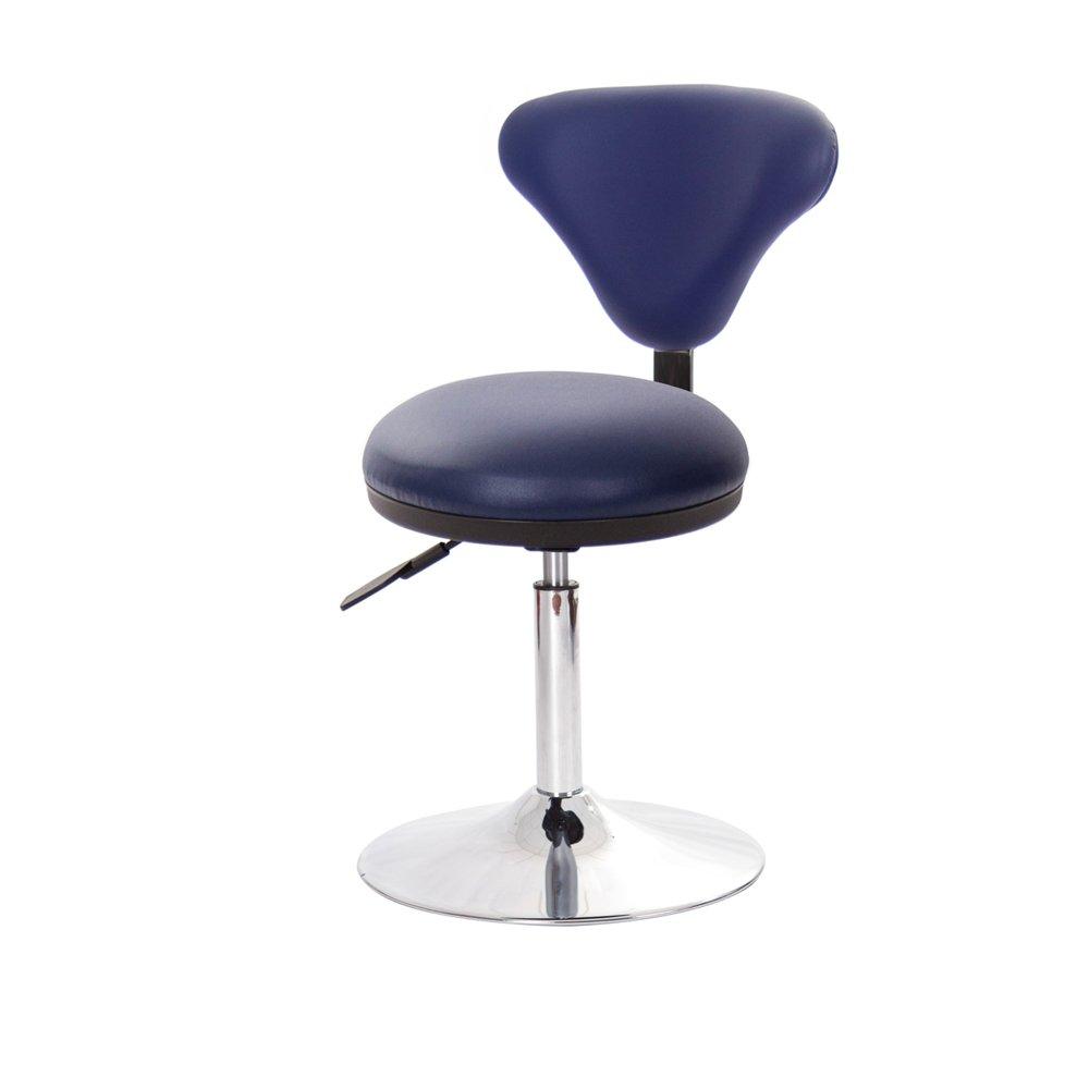 GXG 漢堡型 圓凳加椅背 工作椅 (電金喇叭座)  TW-81T2