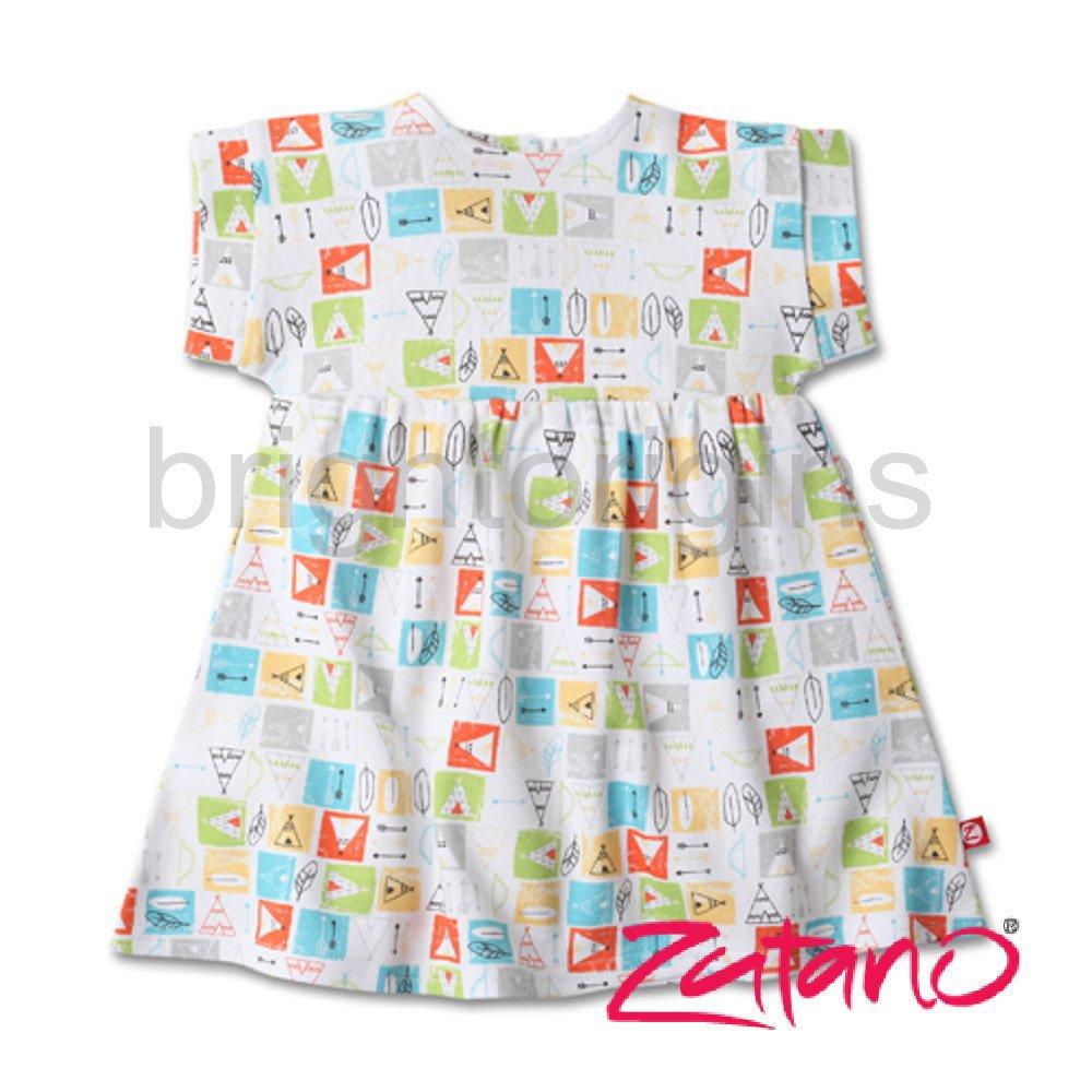 美國ZUTANO短袖洋裝(寶寶款)~花園帳篷