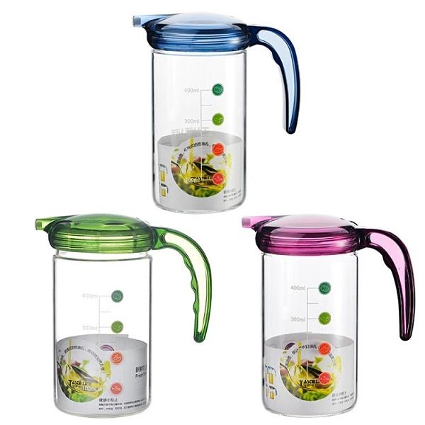 玻璃小油壺油罐透明裝油瓶醬油瓶醋瓶醋壺調料瓶廚房用品餐廳家用 一木良品