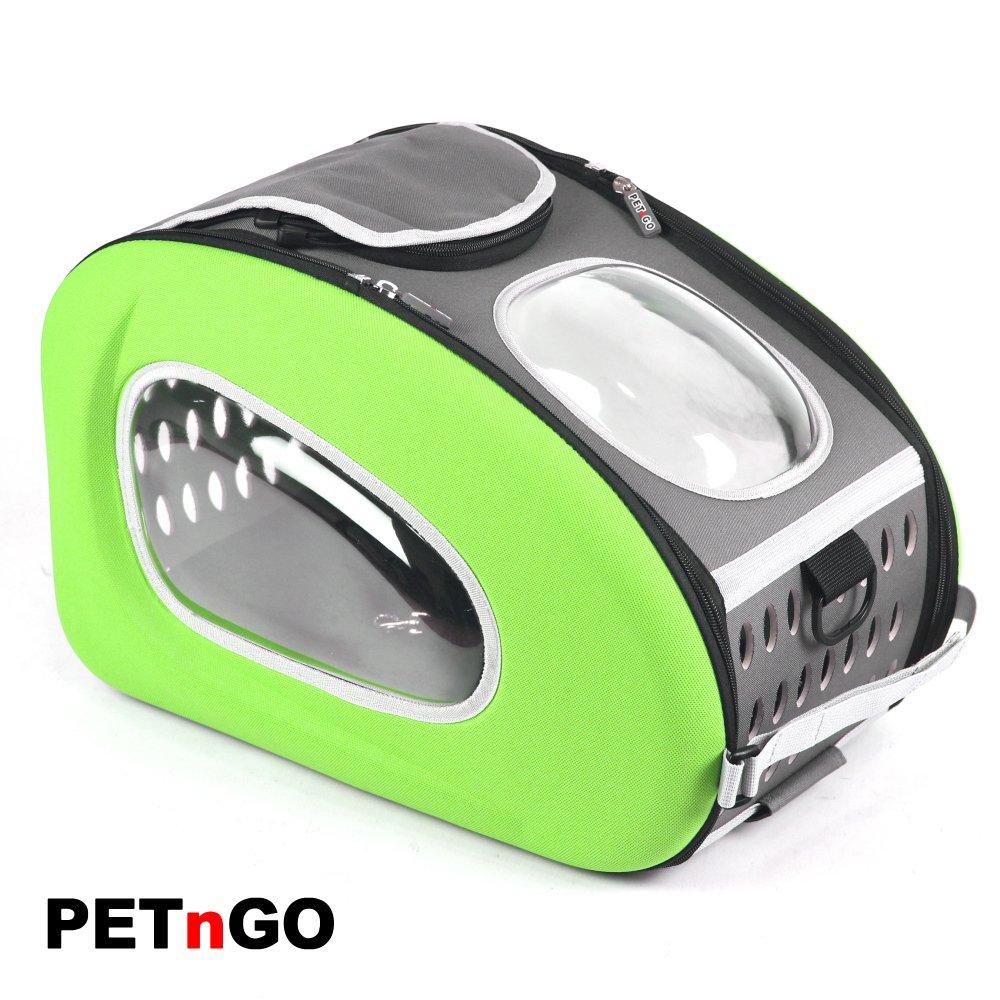 PETnGO 多功能寵物太空背包-嫩芽綠