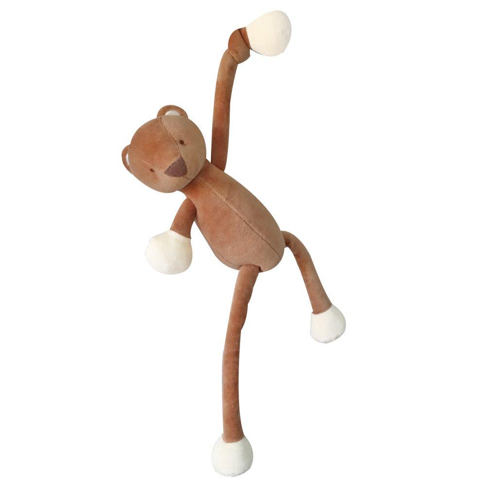美國【miYim】有機棉瑜珈娃娃 - 呼倫貝爾