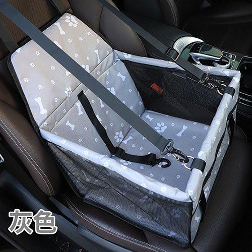 【寵物愛家】狗狗貓咪寵物車用防水耐磨安全座椅(寵物汽車用品)(Z154)