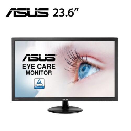 【24型】ASUS VP247HAE VA液晶顯示器/1920x1080/不閃屏/低藍光/D-sub/HDMI