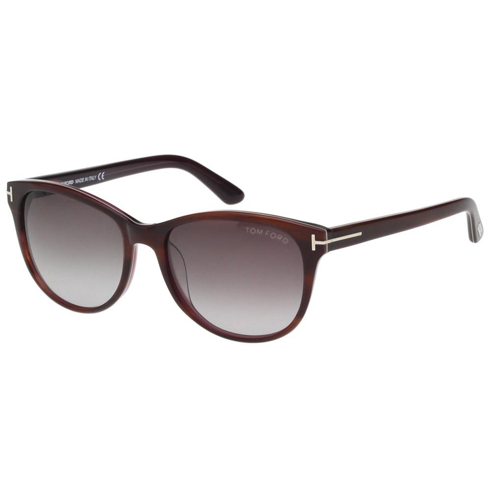 TOM FORD 小貓眼 太陽眼鏡(琥珀色)TF213