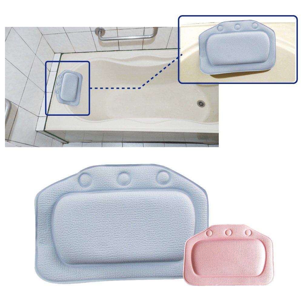 感恩使者 浴缸用頭枕 ZHCN1777 (泡澡時頭部舒適有靠)