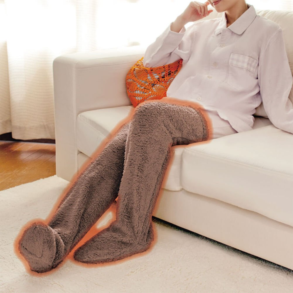 Alphax 日本進口 腳部保暖健康套 一入