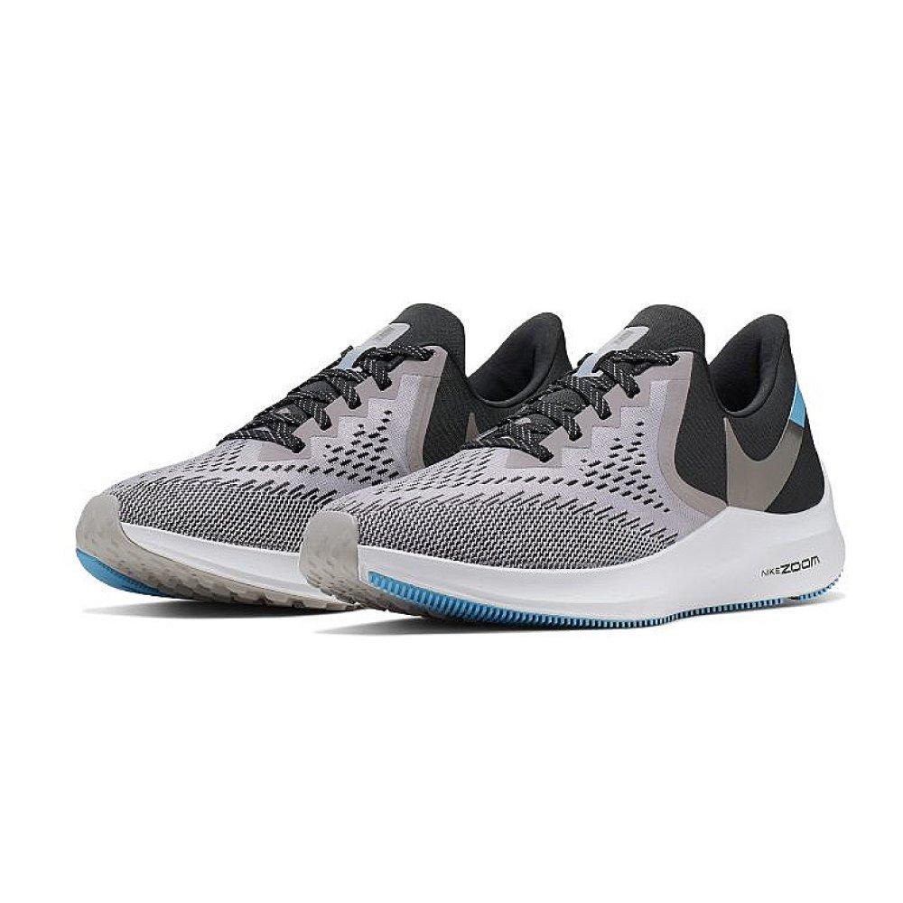 NIKE Air Zoom Winflo 6 男款 慢跑鞋 雙氣墊 馬拉松 運動鞋 A5@(7497006)