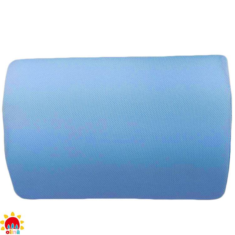 olinamit辦公室午休枕/趴枕/車用頸枕&腰枕多用途枕-藍