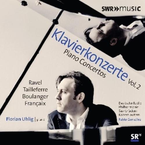 拉威爾、戴耶費爾、布朗傑、富蘭梭瓦:鋼琴協奏曲