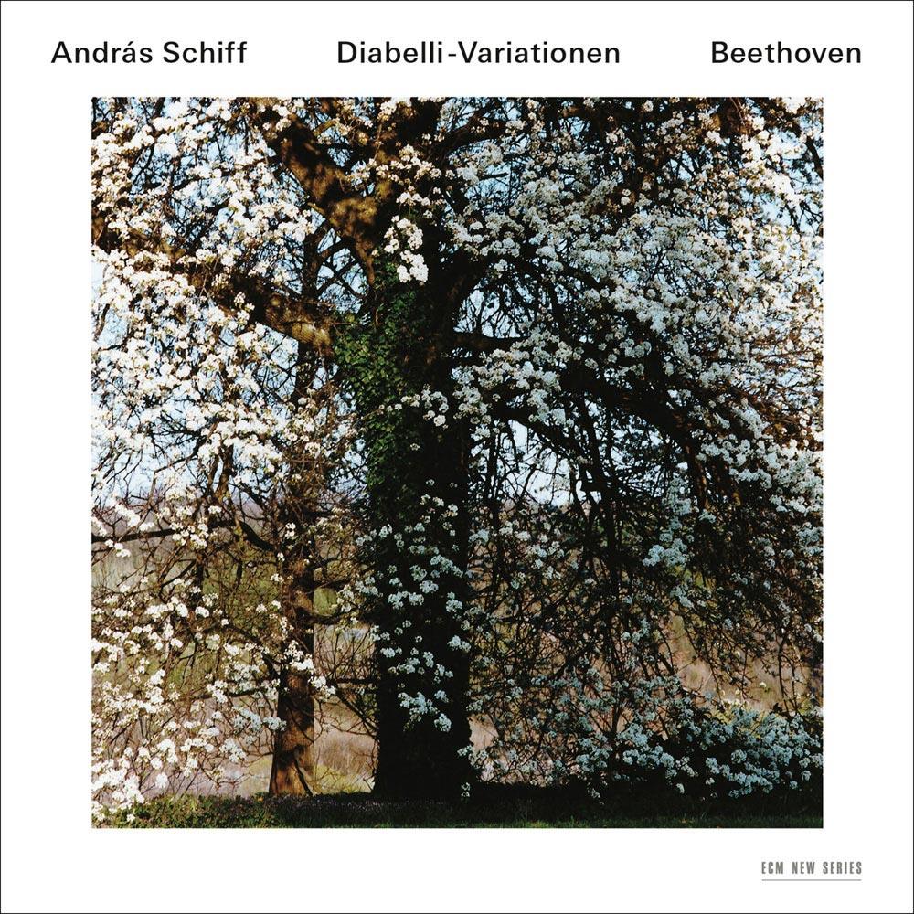貝多芬:狄亞貝里變奏曲 鋼琴:席夫 (2CD)