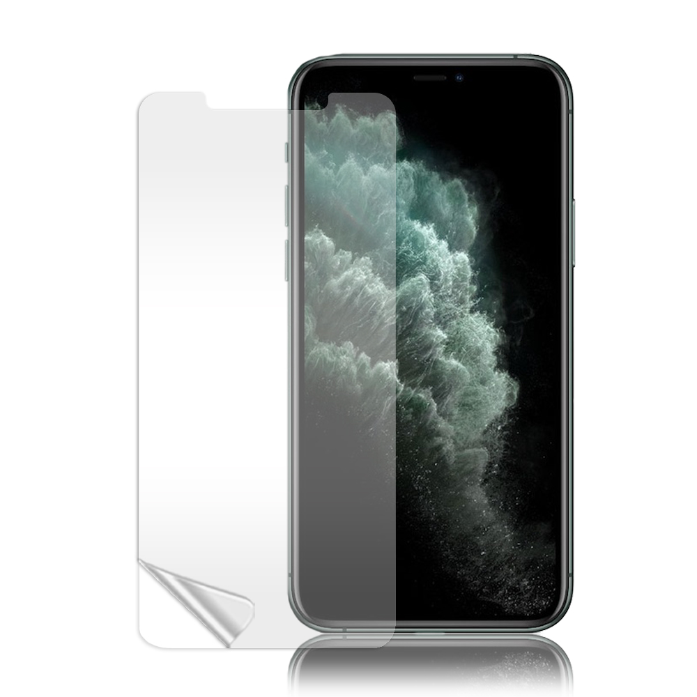 Monia iPhone 11 Pro Max 6.5吋 高透光亮面耐磨保護貼 保護膜(非滿版)