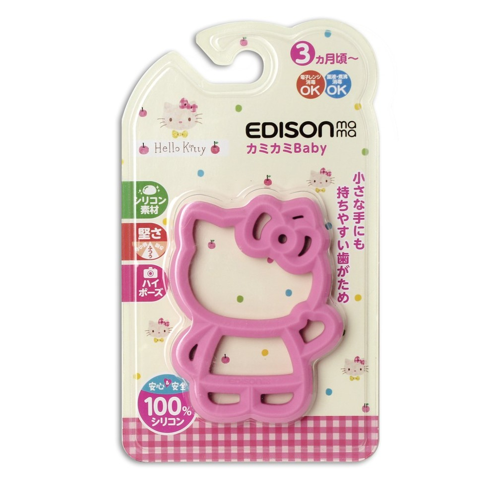 edison mama hello kitty 固齒玩具