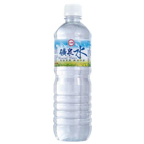 【台糖】礦泉水10箱(600mlX24瓶/箱)