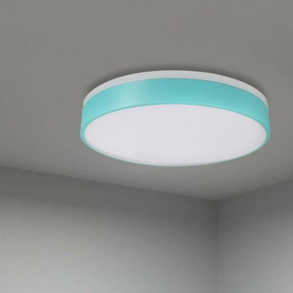 18park-頂上吸頂燈-圓 [32w,全電壓,氣質綠]