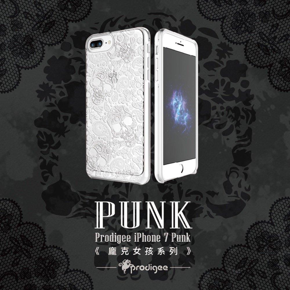 【一年保固】 Prodigee iPhone 7/8 Lace 龐克女孩系列