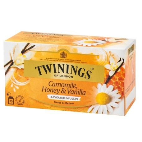 唐寧茶(香草菊蜜茶) 1.5gx25入無咖啡因