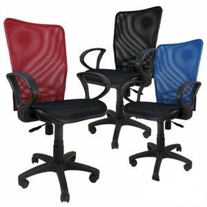 邏爵家具~簡約MIT全網背透氣電腦椅//辦公椅/涼椅 C179